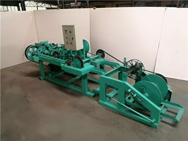 New Order Of Barbed Wire Making Machine From Our Iraqi Customers