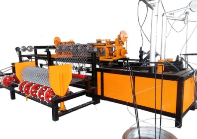 Full automatic fence machine in India