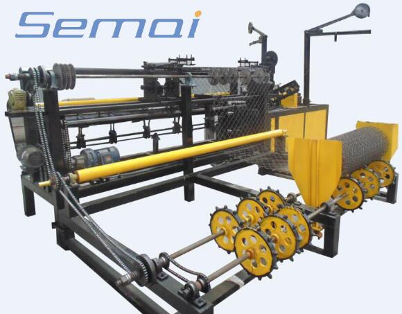 automatic double wire chain link fence machine advantages