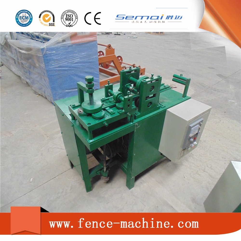 razor barbed wire machine