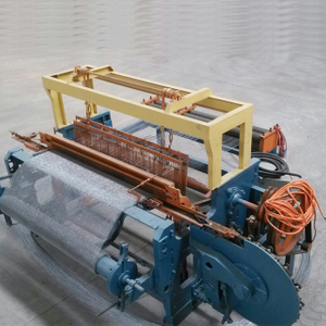 Full Automatic Crimped Wire Mesh Machine