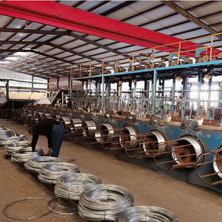 Electro-galvanized Wire Production Line